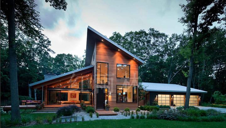 建造bob官方网站bob使用的普通木结构设计需要符合哪些规定呢?